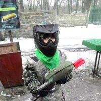 DSC_8477   К бою готов! :: Aleks Minin