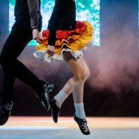 Ирландские танцы. :: Александр Ломов
