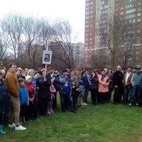 Экологическая акция «День единых действий — Сохраним чистоту московских рек!» :: Центр Юность