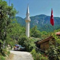Въезд в Турецкую деревню... :: Sergey Gordoff