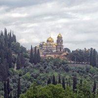 Ново-Афонский мужской монастырь :: Галина Каюмова
