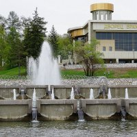 Дворец бракосочетаний :: Nikolay Svetin