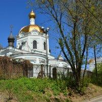 Храм святителя Николая на Трех горах :: Larisa Simonenkova
