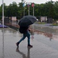 Под дождем :: dindin