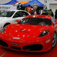 Ferrari :: Павел WoodHobby