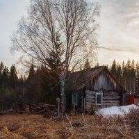 Забытая деревня. (Старый дом) :: Татьяна Афанасьева