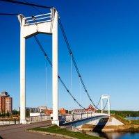 Парковый мост. Йошкар-Ола. :: Андрей Гриничев