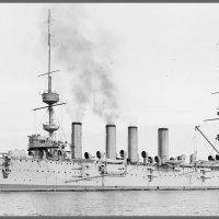 """английский бронепалубный крейсер """"HMS Powerful"""". :: Александр"""