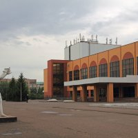 Дворец Культуры. Бузулук. Оренбургская область :: MILAV V