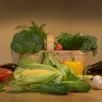 Овощи (после похода на рынок) :: Valery Remezau