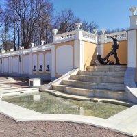 """Фонтан """"Нептун"""" в парке Кадриорг, Таллин :: veera (veerra)"""
