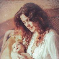 Мать и дитя :: Viktoria Lashuk