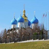 Благовещенский собор в Казанском кремле :: Ирина Козлова