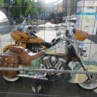 Мотоцикл :: Митя Дмитрий Митя