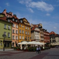 Прогулки по Варшаве ... :: Алёна Савина