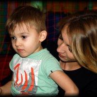 С мамой. :: Anatol Livtsov