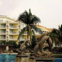 Скульптура дельфинов. :: sav-al-v Савченко