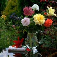 Любовь к ботанике. :: Тамара