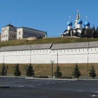 Казанский кремль :: Ирина Козлова