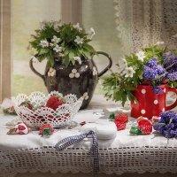 О ягодках-цветочках... :: Bosanat