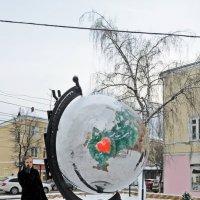 Глобус России. :: Лариса Вишневская
