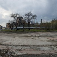 Тут был дом.. :: Владимир Питерский