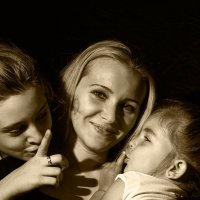 мои девчонки... :: Сергей К.