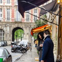 В Париже :: Наталия