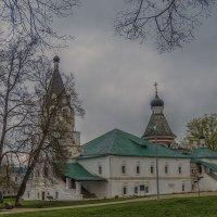 Иван Грозный тут хаживал :: Сергей Цветков