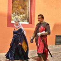 Праздник  в Ротенбурге  на Таубере... :: backareva.irina Бакарева