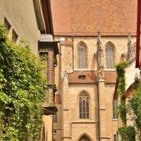 Церковь..Святого  Якоба... :: backareva.irina Бакарева