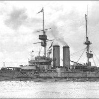 "английский броненосец ""HMS Dominion"" 1906. :: Александр"
