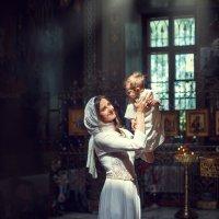 В храме :: Ирина Kачевская