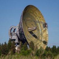 Радиотелескоп РТ-64 :: Алексей Грознов
