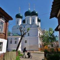 Тихий уголок Костромы :: Святец Вячеслав