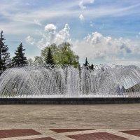 Городской фонтан :: Nina Karyuk