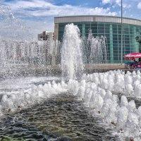 Городской фонтан (2) :: Nina Karyuk