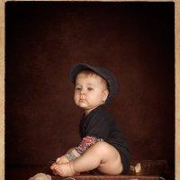 Маленькая плюшечка Федор :: tomka1610