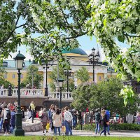 ах, весна :: Олег Лукьянов