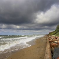Хмурая Балтика :: Lusi Almaz