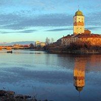 Выборгский замок :: skijumper Иванов