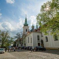 Страговский монастырь в Праге :: leo yagonen