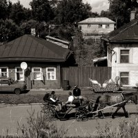 Жизнь провинциального городка......Суздаль... :: leonid