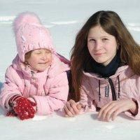 Сестрички :: lyudmila Курлова