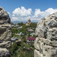 вид с крепости на город :: Лариса Батурова