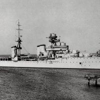 "Italian light cruiser ""Luigi Cadorna"". :: Александр"
