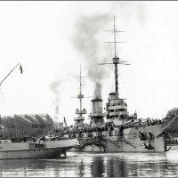 "дредноут ""Императрица Мария"", 24 июня 1915. :: Александр"