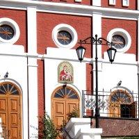Иверский Женский монастырь .Самара :: Ольга Зубова