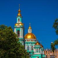 Богоявленский кафедральный собор в Москве на Спартаковской улице :: Alexander Petrukhin