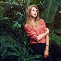 Тропические растения и Лора :: Инна Башминова